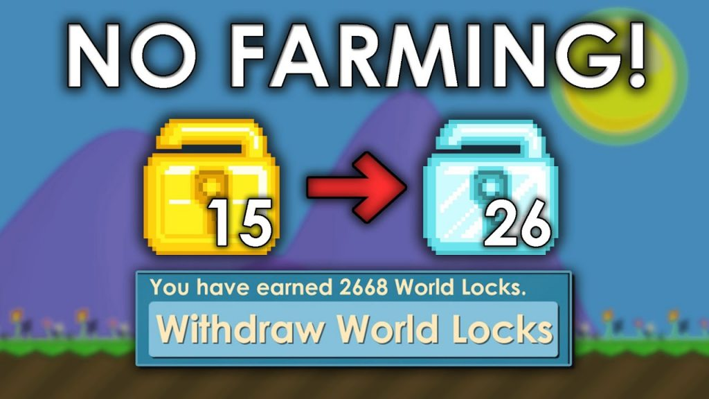 Best Way To Get Dls In Growtopia Get Rich Fast Without Farming Easy Profit Webijam